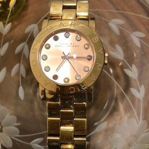 Marc By Marc Jacobs Rose Watch